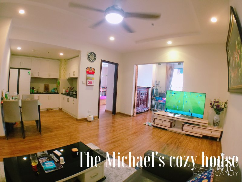 The Michael's cozy house in the heart of Hanoi, Vietnam, holiday rental in Hanoi