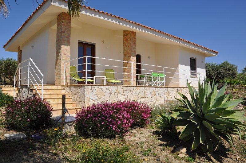 Casa vacanza Nocellara - Menfi, Sicily, alquiler de vacaciones en Menfi