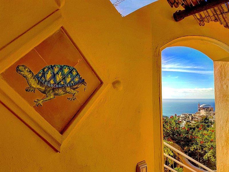 Casa La Tartaruga - Positano
