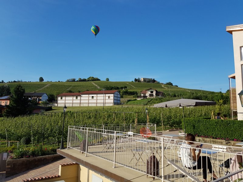 Barolo, holiday apartment, nature in Piedmont, location de vacances à Noasca