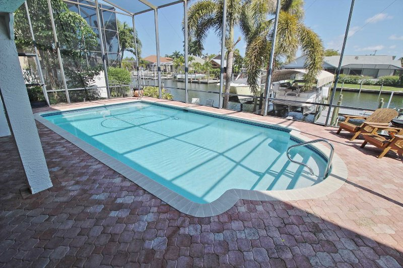Heated Pool Awaits YOU