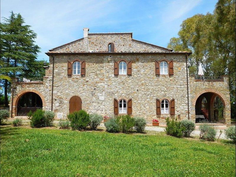 Casa vacanze Colle Cavalieri, holiday rental in Vetulonia