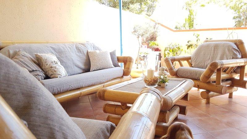 Casa del Melograno, holiday rental in Porto Palo