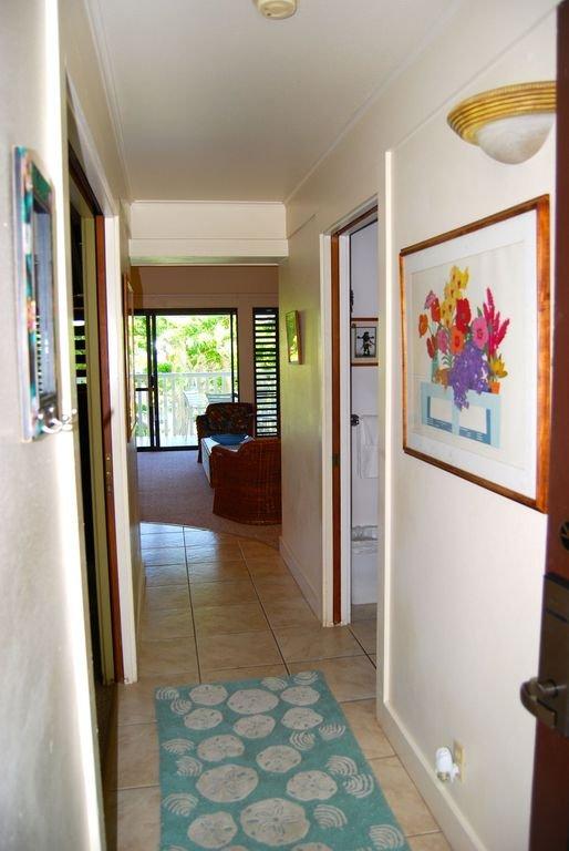 Lorsque vous franchissez l'entrée que vous êtes accueilli avec le sentiment de Kauai!