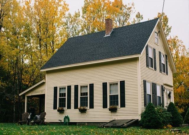 Sheepscot Farmhouse