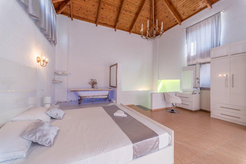 Zeus Luxury Villa, casa vacanza a Agios Nikolaos