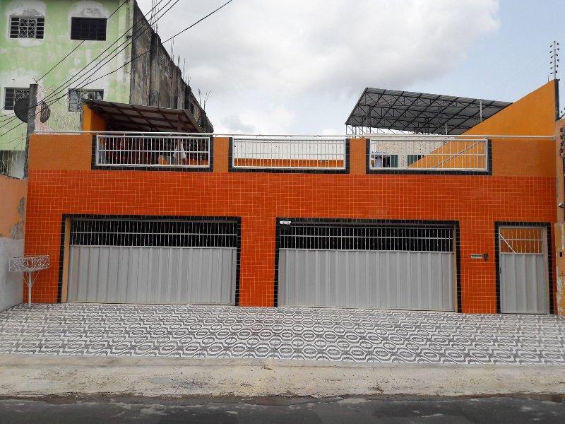 residential entrance.