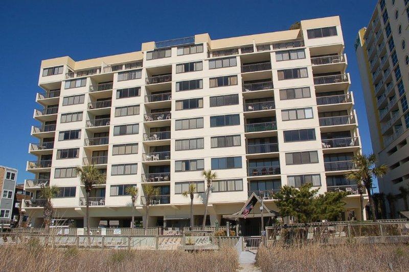 Edificio, de gran altura, Hotel, Ciudad, Balcón