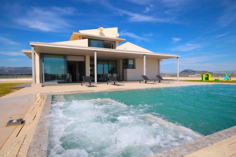 Natura Relax, Villa 5StarsHome Mallorca, aluguéis de temporada em Sa Pobla