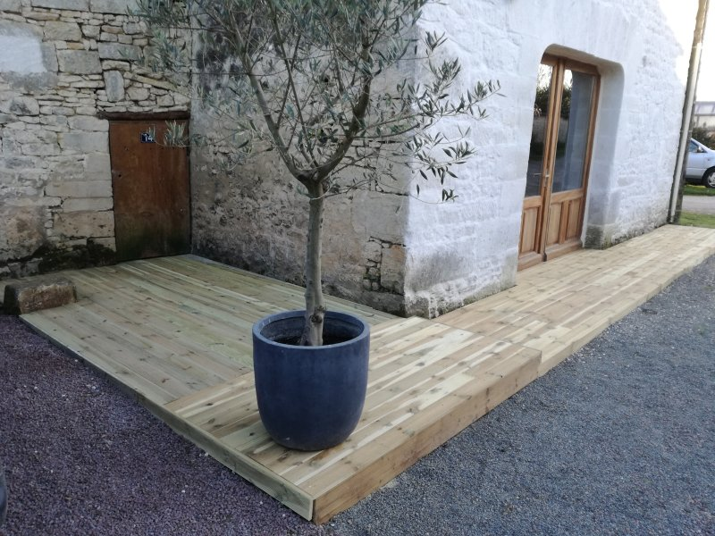 le gite des 3 saules, holiday rental in Saint-Savinien