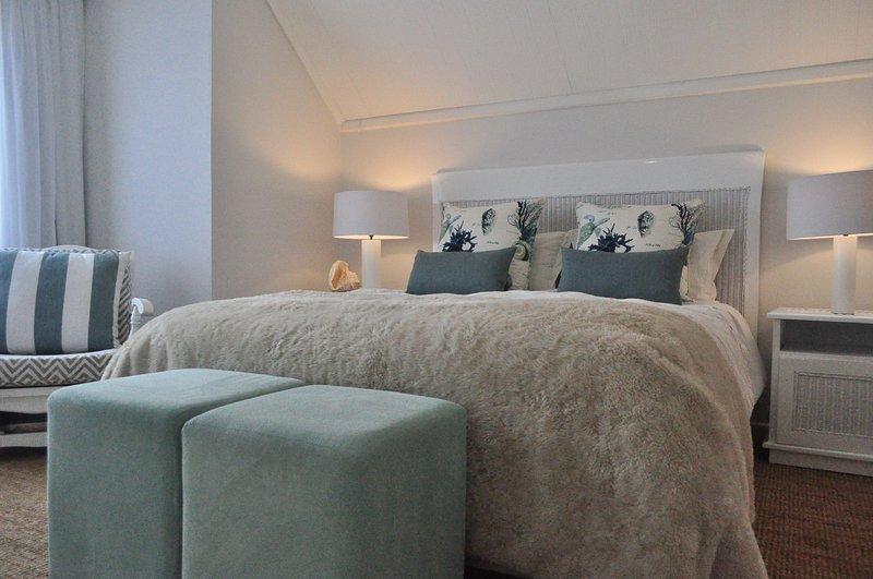 Casita de jardín (2 durmientes con cama de matrimonio)