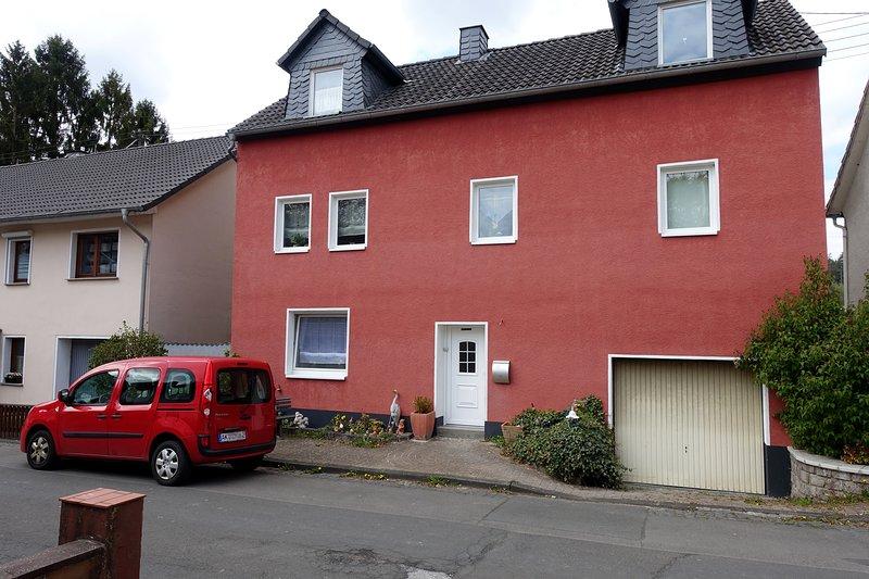 Ferienwohnung und Monteurzimmer im Westerwald, holiday rental in Rehe