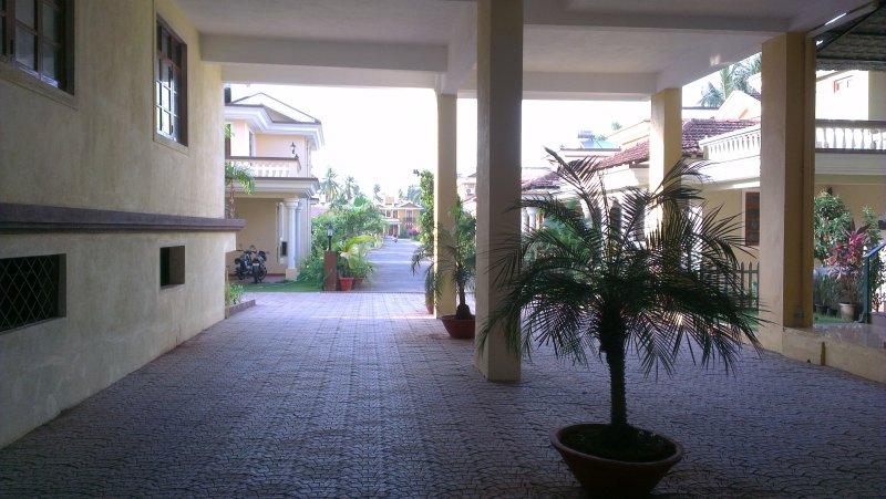 Meadows Villa, location de vacances à Cansaulim