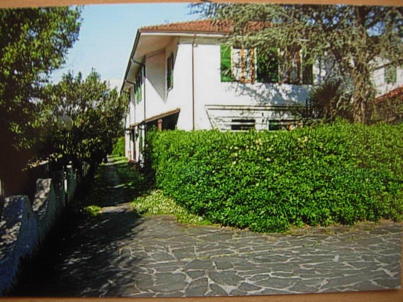 Villetta a schiera in zona verde e tranquilla, Ferienwohnung in Bocca di Magra