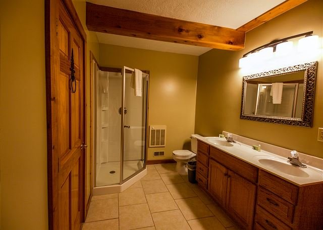 Bottom Floor Bathroom