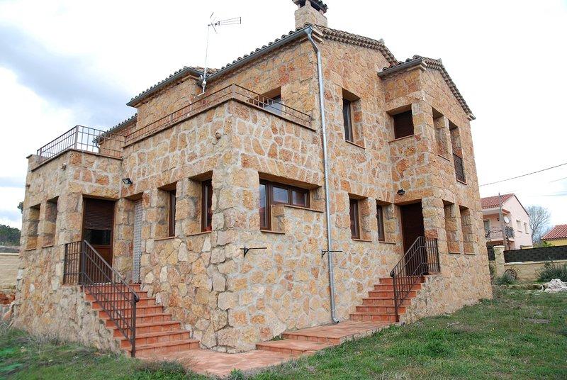 Alquiler completo, casa vacanza a Albalate de las Nogueras