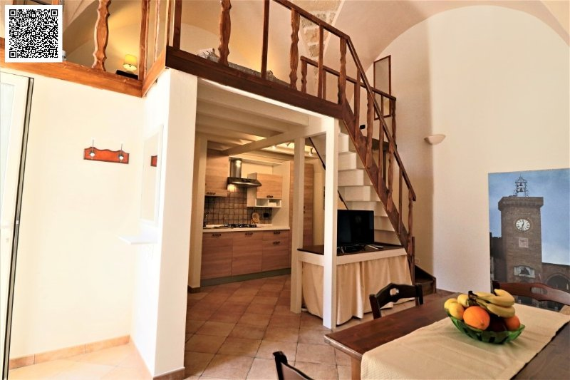 Holiday home in the historic center of Ugento, just few km from the beaches of T, holiday rental in Gemini