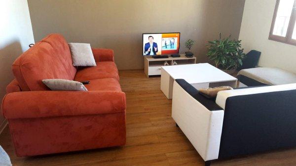 Charmant 35 m2 pour deux personnes, aluguéis de temporada em Balaruc-les-Bains