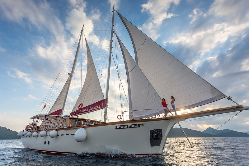 Gulet Morning Star in Croatia
