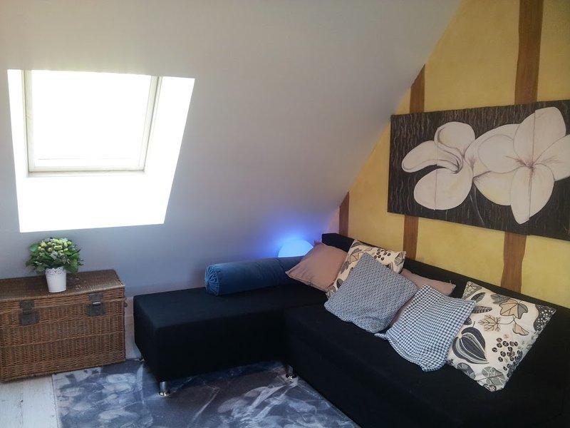 La Colombiere. sofá-cama para 2