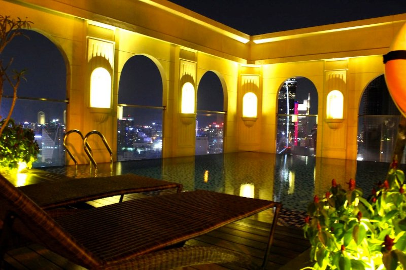Icon56 Tower, holiday rental in Ho Chi Minh City