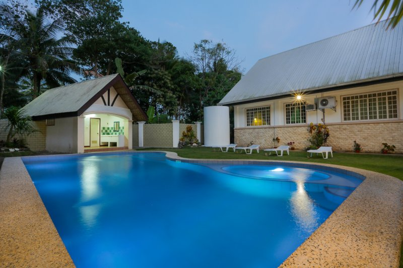 Terrific Panglao Villa Bohol With Swimming Pool Perfect For Family Download Free Architecture Designs Ponolprimenicaraguapropertycom