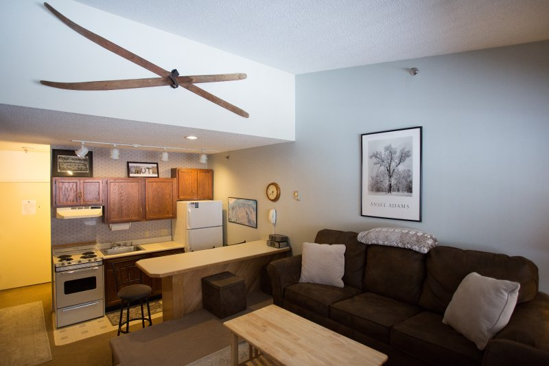 Updated Kitchen and Dining Bar Area