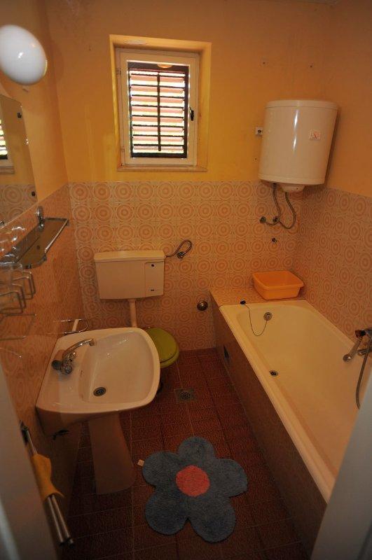 A1 (5): salle de bain avec toilette