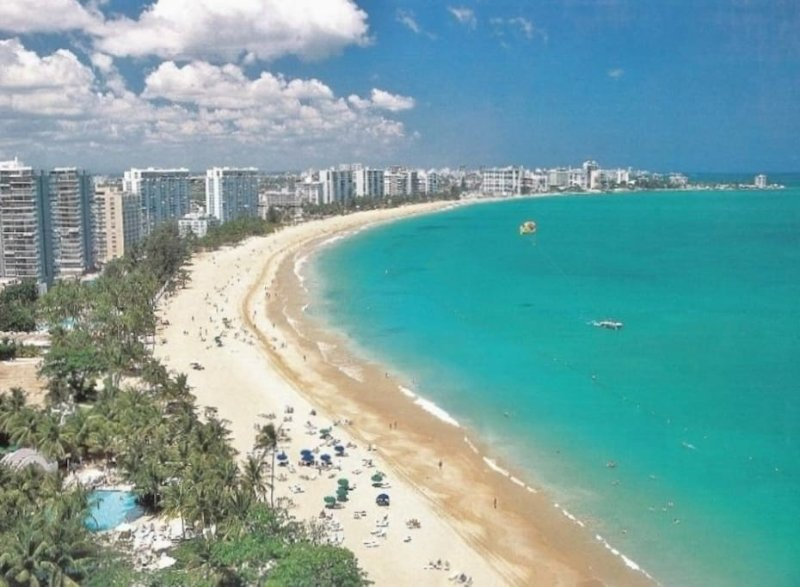 The Alembic 'beach, Isla Verde