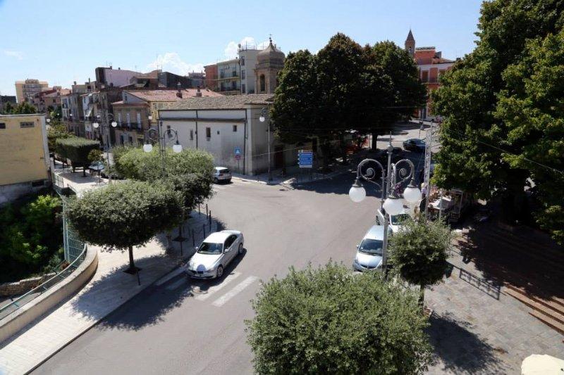 situé au centre de Guglionesi