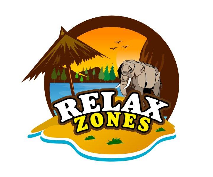 des zones de relaxation logo
