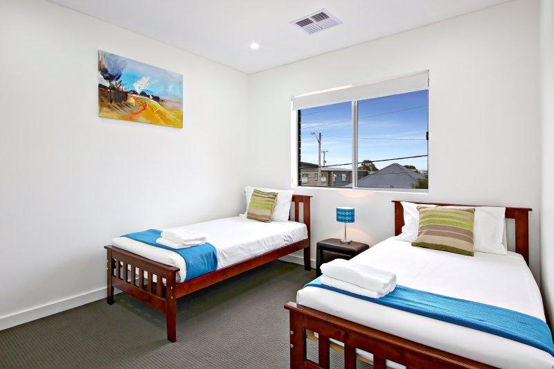Dormitorios con dos camas individuales