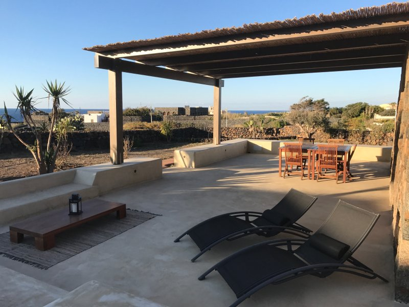 Dammusino Boschetto, alquiler de vacaciones en Pantelleria