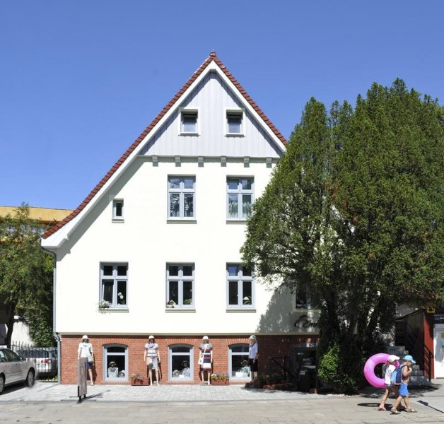 Villa apartment 200m from beach, vakantiewoning in Western Pomerania Province