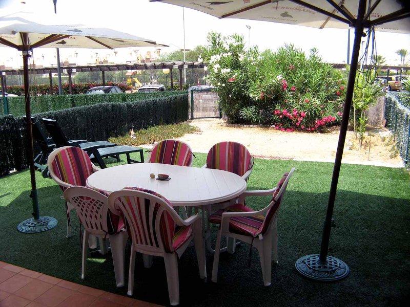 Vera Playa-Apartamento D30B Jardines Nuevo Vera 2D, alquiler vacacional en Playas de Vera