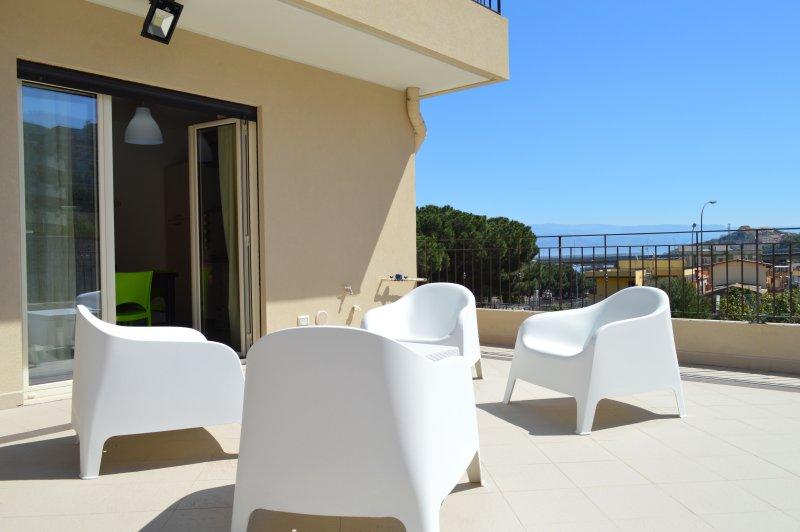 APPARTAMENTO MESSINA CENTRO, vacation rental in Orto Liuzzo