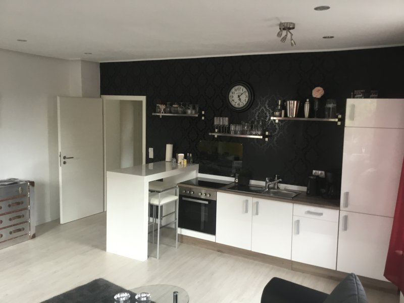 Stilvolles,modernes 43 qm Apartment, holiday rental in Warburg