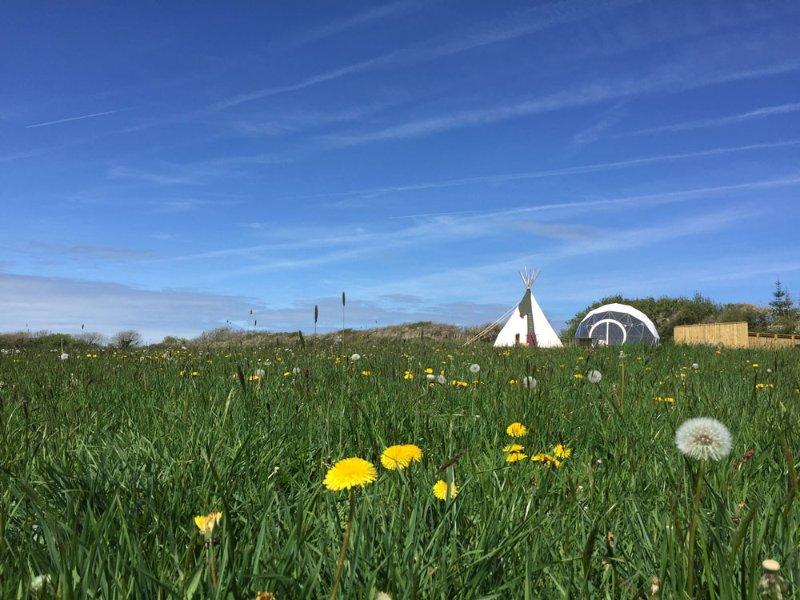 Aproveite o seu próprio pedaço de paraíso Pembrokeshire