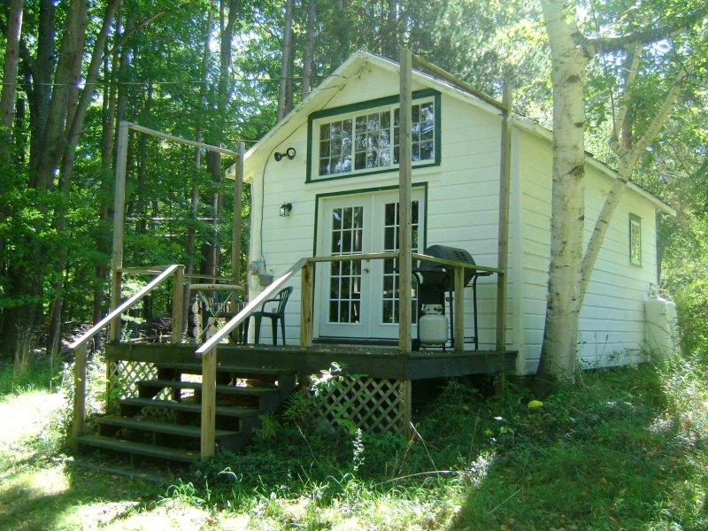 Teahouse Cottage, aluguéis de temporada em Bearsville