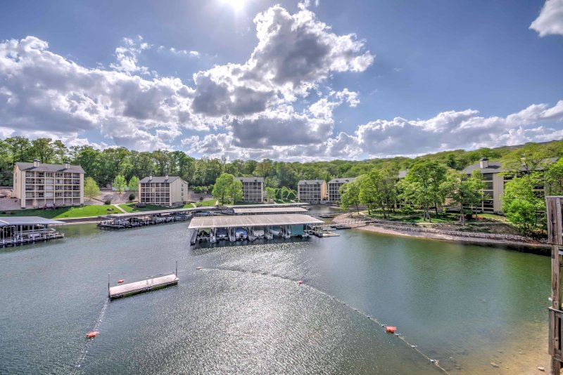 Relax and recharge at Missouri's premier lake vacation destination from this 2-bedroom, 2-bathroom lakefront vacation rental condo that comfortably sleeps 6!