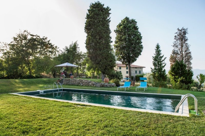 Villa Fantone, holiday rental in Poggio a Caiano