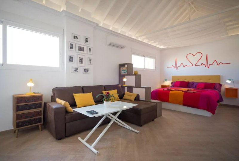 Preciosos estudio en el centro de Málaga, alquiler vacacional en Málaga