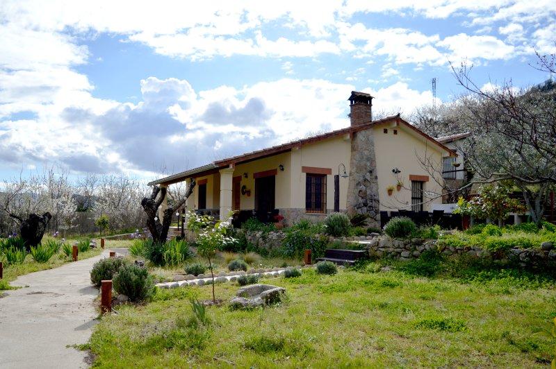 Apartamento turístico Casa Valeriana, holiday rental in Cuacos de Yuste