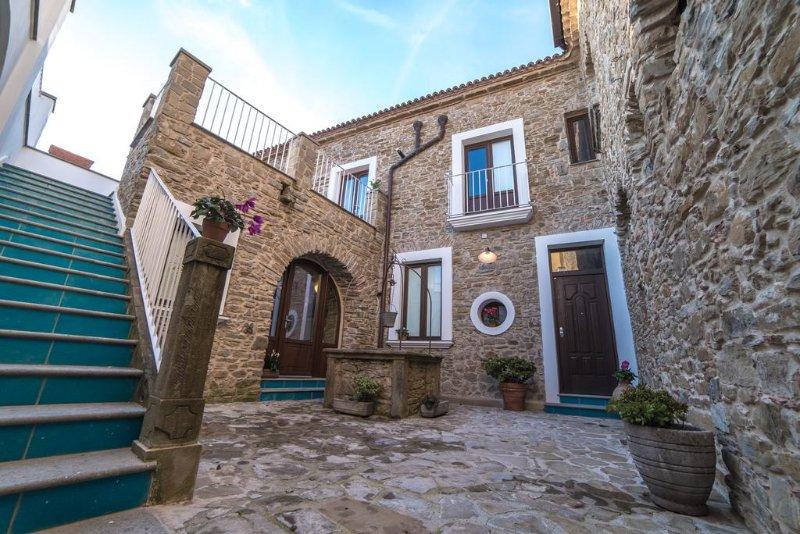 Palazzo Gargano beb e casa vacanze, vacation rental in Cicerale