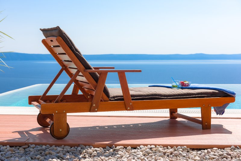 Last minute offer,heated infinity pool,sea and mountain View,, vacation rental in Veliko Brdo