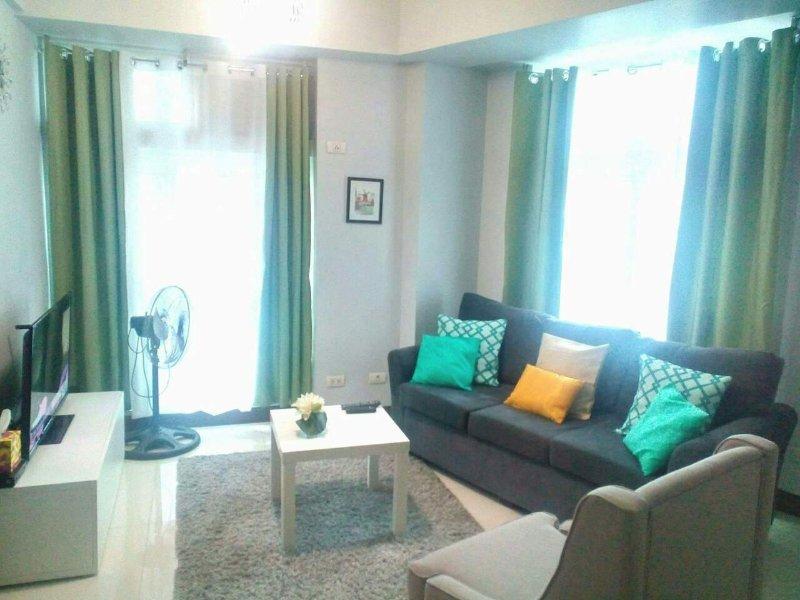 New condo in eastwood quezon, holiday rental in San Juan