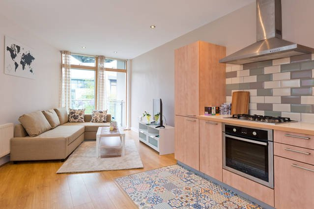 Superb City Centre Apartment, holiday rental in Dublin