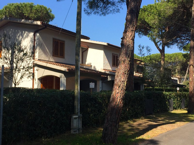 Villetta Via Cernia, holiday rental in Principina a Mare