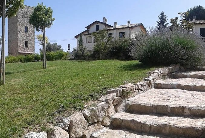 "Borgo Nicoletta Villa ""Magister"" natura e relax, holiday rental in Arena"