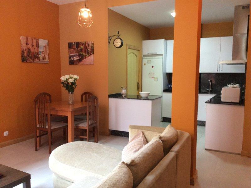 Dúplex en el centro de Cangas, holiday rental in Cangas do Morrazo